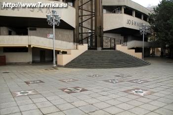 """Театрально-концертный комплекс  """"Юбилейный"""""""