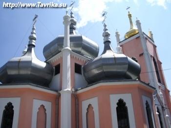 """Храм """"Святителя Иоанна Златоуста"""""""