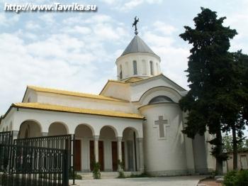 "Храм ""Покрова Божией Матери"""