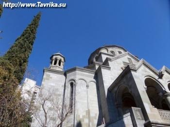 Церковь Св. Рипсимы, армянская церковь