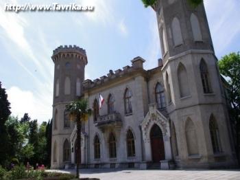 Дворец княгини Паниной