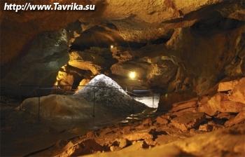 """Пещера """"Трехглазка"""""""