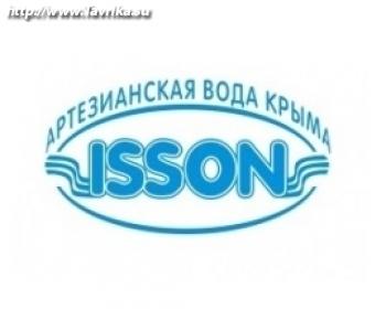 """Доставка питьевой воды """"Артезианская вода ТМ """"ISSON"""""""
