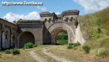 "Крепость-музей ""Керчь"""