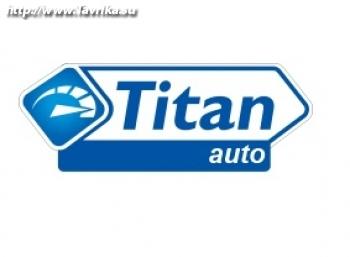 """Автомагазин """"Титан"""""""
