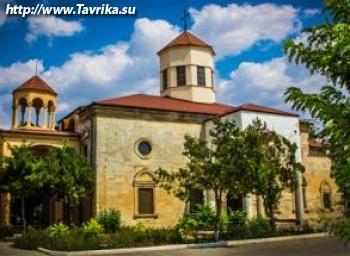 """Армянская церковь """"Сурб-Никогайос"""""""