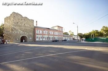 Крепостные ворота Гёзлёва