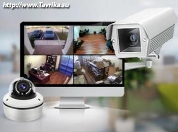 Системы видеонаблюдения и домофонии