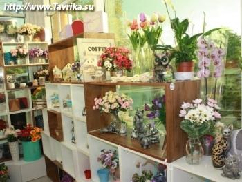 """Цветочный магазин """"Sea Flowers"""""""