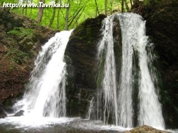 """Водопад """"Головкинского"""""""