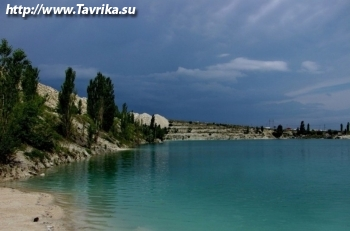 "Озеро ""Ай-Ефим"""