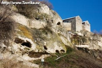 Город-крепость Чуфут-Кале