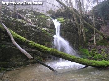 """Водопад """"Суаткан"""""""