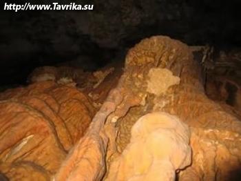 """Пещера """"Шайтан-Коба"""""""
