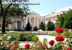 Сакский центральный военный клинический санаторий им. Н.И. Пирогова