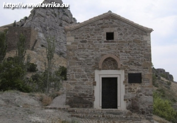 Храма Двенадцати Апостолов