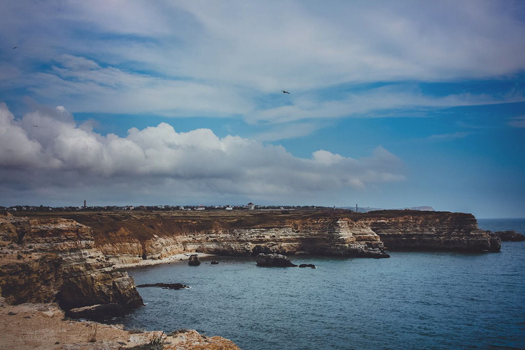 Скалы Голубой бухты