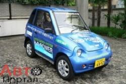 Японцы создали автомобиль, который работает на воде