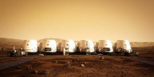 На Марсе планируют создать человеческую колонию