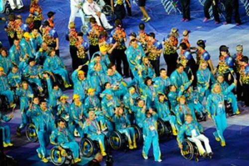 Украина заняла четвертое место на Паралимпиаде-2012