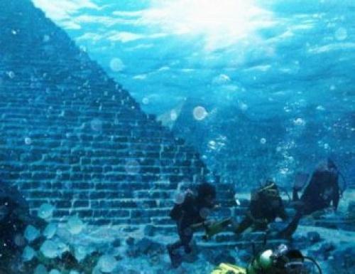 Рядом с Бермудским треугольником ученые нашли затонувший город