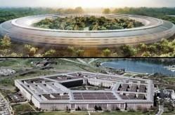 Новая штаб квартира Apple будет больше, чем Пентагон