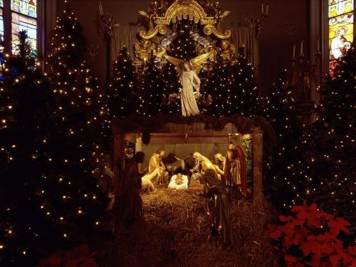 Сегодня католики и протестанты празднуют Рождество