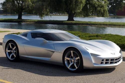 В Детройте дебютирует Chevrolet Corvette C7