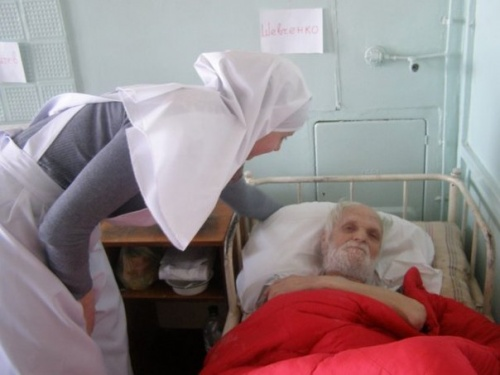 Что делать когда умирает старик