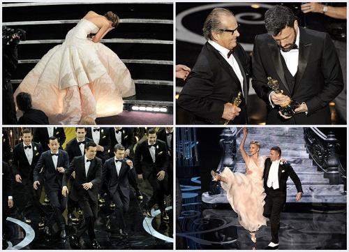 В США назвали победителей премии «Оскар-2013»