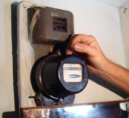 Как остановить электрический счетчик без магнита в