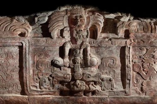В Гватемале обнаружили уникальную статую майя