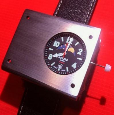 Самые точные часы в мире - атомные