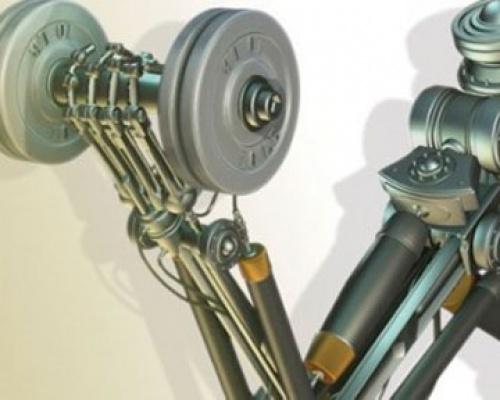 Ученые создали робо-мышцы, мощнее человеческих в тысячу раз