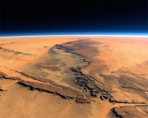 NASA проверит технологию добычи воды на Марсе
