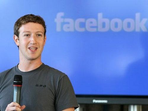 Facebook исполнилось 10 лет
