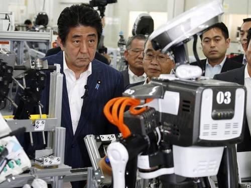 В Японии проведут Олимпийский игры роботов