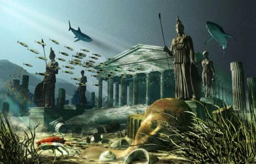 В Индийском океане возможно обнаружена Атлантида
