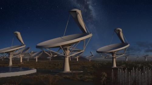 Ученые планируют превратить Луну в гигантский детектор частиц