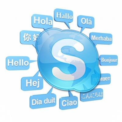 Skype расширил возможности: переводит речь на другие языки