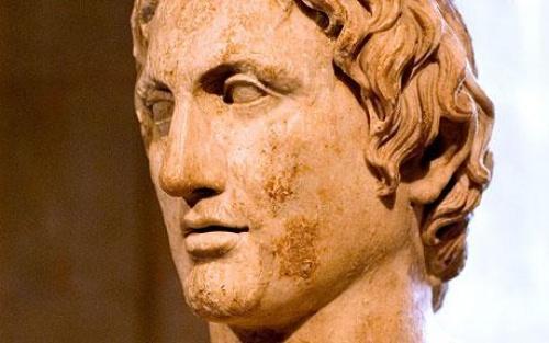 Греческие ученые нашли возможную могилу клана Александра Македонского