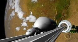 NASA запустит лифт в открытый космос
