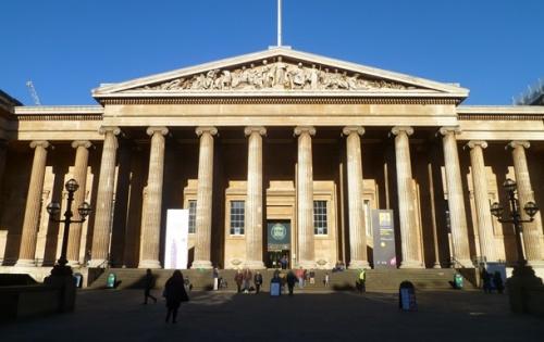 Google предлагает смотреть экспонаты Британского музея в интернете