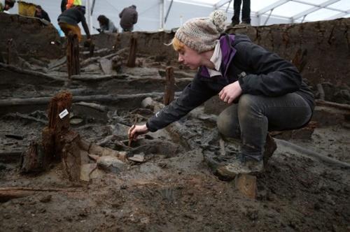 Ученые объявили о сенсационной находке древнего поселка