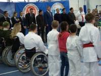 В Евпатории прошел Первый городской турнир по адаптивному каратэ