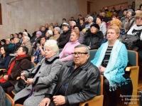В Евпатории чествовали участников ликвидации радиационных аварий и катастроф