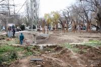 В Евпатории обновляется парковая часть набережной им. Терешковой