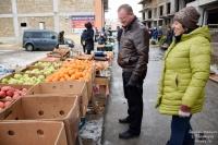 В Евпатории продолжается борьба с незаконной выносной торговлей