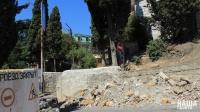 Ялта планирует отремонтировать в следующем году 32 подпорные стены