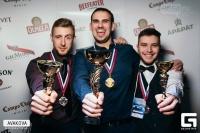 В Ялте прошёл Второй Всекрымский конкурс барменов «Южный Кубок Крыма 2016»